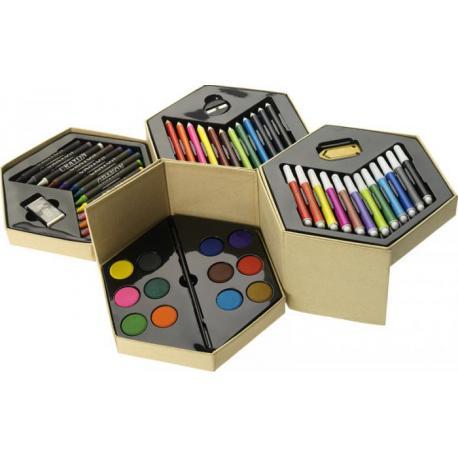 Set para colorear de 52 piezas Pandora