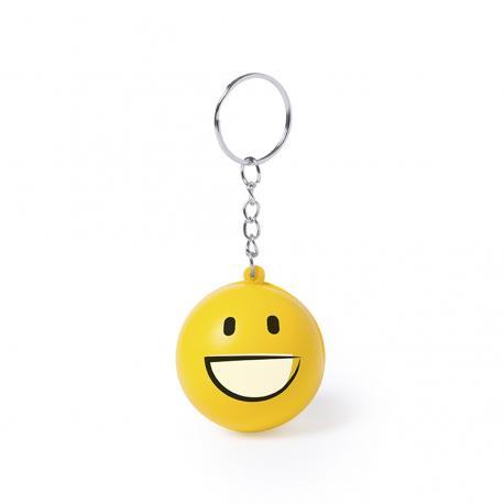 Llavero antiestrés emoji Shirley