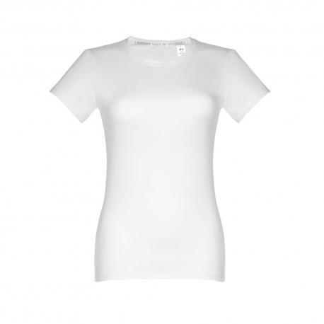 Camiseta de mujer. Blanco Ankara women