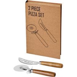 Set de pizza de 2 piezas Reze