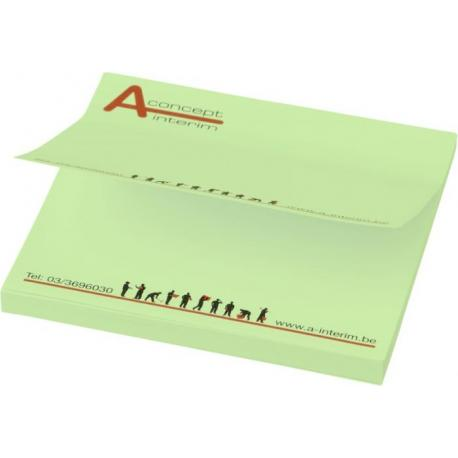 Notas adhesivas de 75x75 Sticky-Mate®