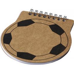 Libreta de anillas Score football