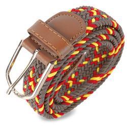 Cinturon elastico bandera/pi