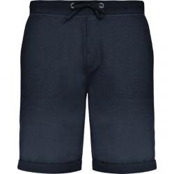 Pantalón corto deportivo con cinturilla elástica ancha con cordón ajustable SPIRO