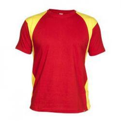Camiseta manga corta combinada SELECCIONES
