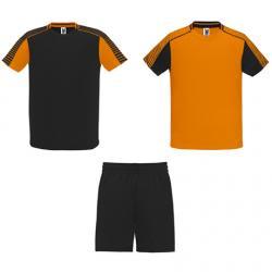 Conjunto deportivo unisex compuesto de 2 camisetas + 1 pantalón JUVE