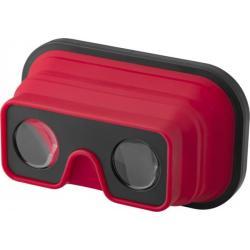 Gafas de realidad virtual plegables de silicona