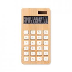 Calculadora bambú de 12 dígitos Calcubim