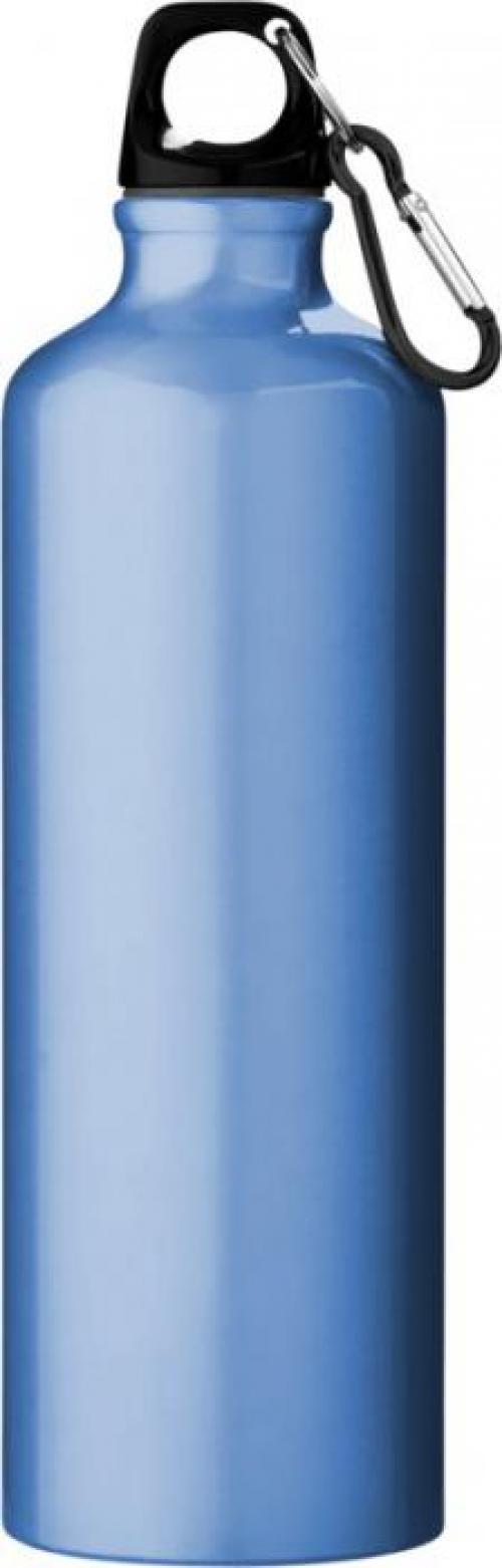 Botella aluminio 770ml con mosquetón Pacific