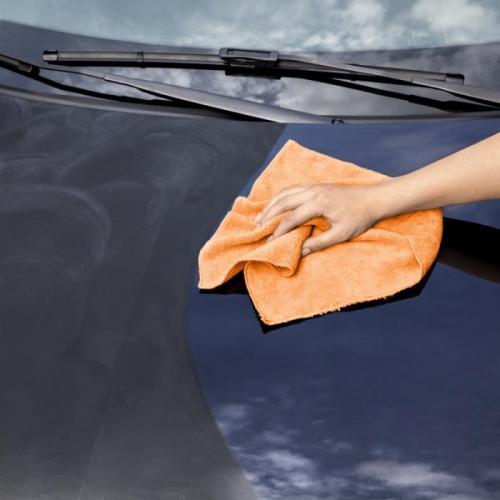 Toallita de limpieza de coches y bolsa Diamond