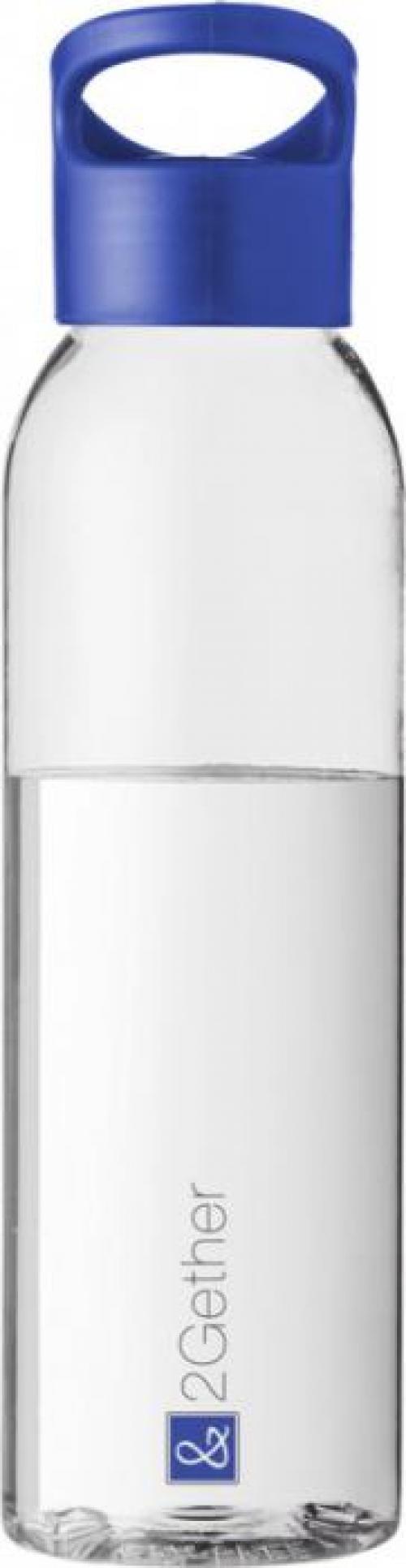 Botella de tritán 650ml con cuerpo transparente Sky