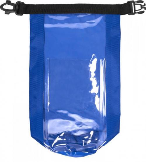 Bolsa impermeable de 2l con ventana para teléfono Tourist