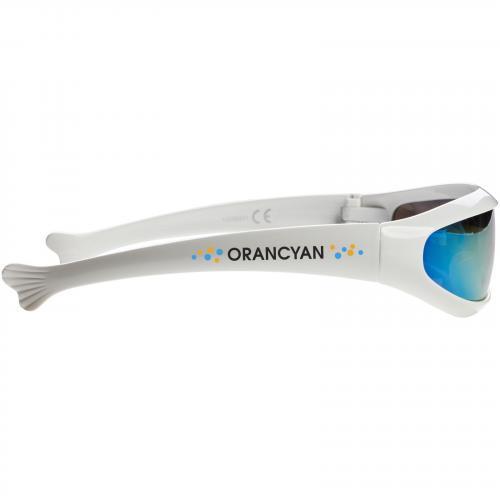 a7aa064169 Gafas de sol futuristas con lentes de espejo 'Planga'