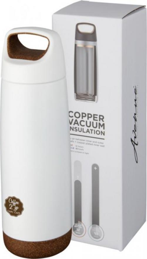 """Botella deportiva con aislamiento de cobre al vacío de 600 ml """"valhalla"""""""
