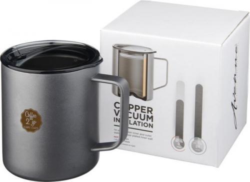 Taza de cobre con aislamiento al vacío de 420 ml Rover