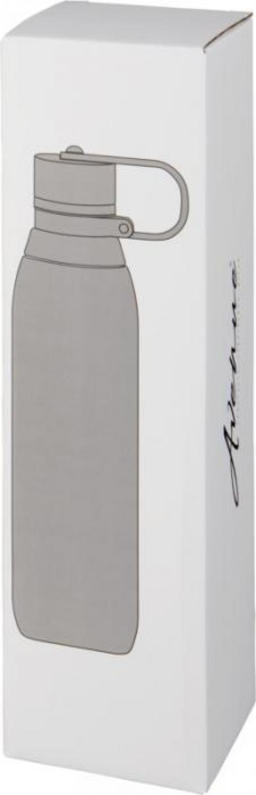 Botella de agua deportiva de cristal de 650 ml Oasis