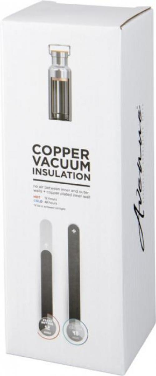 Bidón de cobre con aislamiento al vacío de 480 ml Thor