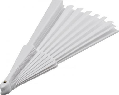 Abanico plegable en caja de papel Maestral
