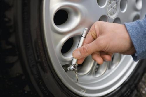 Manómetro para neumáticos Camber