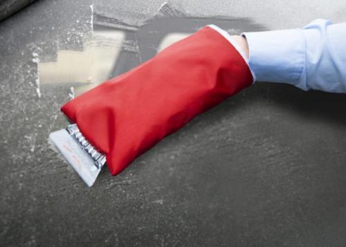 Rascador de hielo con guante Colt