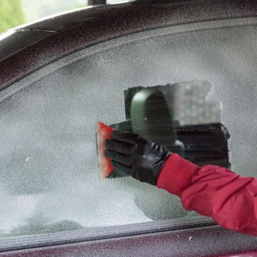 Rascador de hielo triangular Frosty