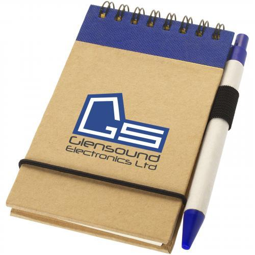 Bloc de notas con bolígrafo Zuse Ref.PF106269