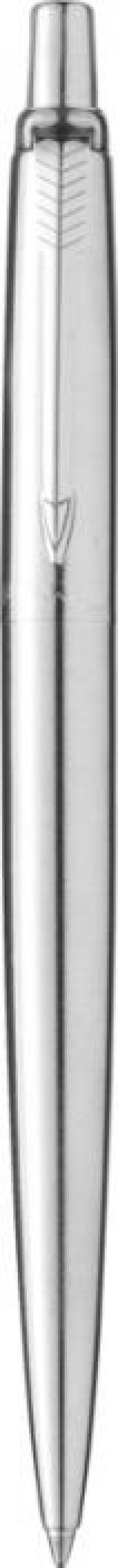 Bolígrafo Jotter cuerpo plata tinta negra