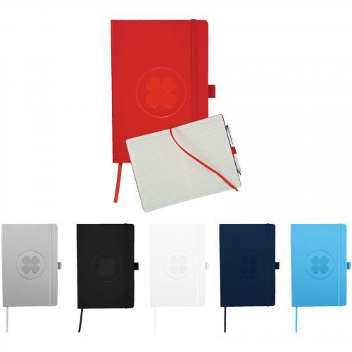 Libreta con tapa flexible Office