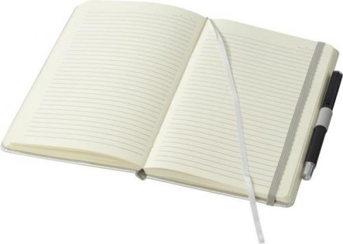 Libreta metalizada a5