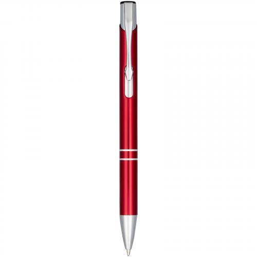 Bolígrafo de aluminio anodizado Moneta