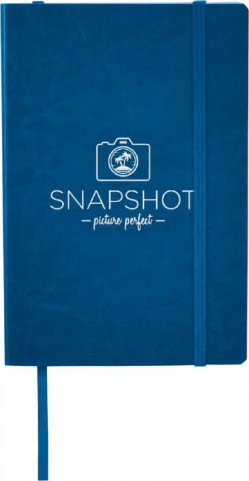 Cuaderno a5 de cuero sintético