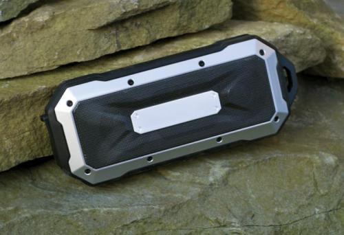 Altavoz con bluetooth® resistente al agua para exterior Boulder