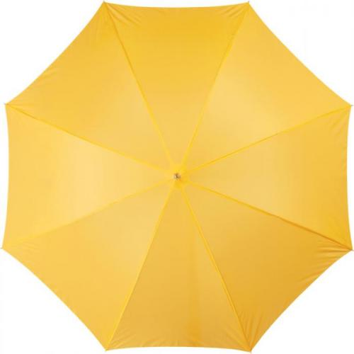Paraguas automático y mango de madera con Ø 102 cm Lisa