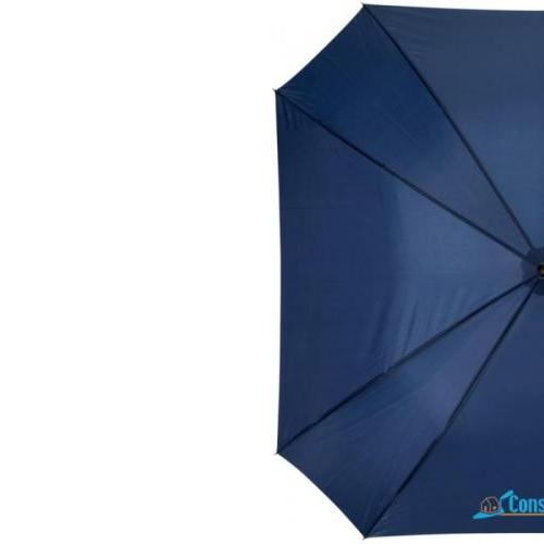Paraguas cuadrado y apertura automática con Ø 102 cm Neki