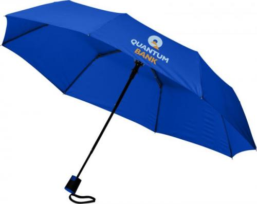 Paraguas plegable automático con Ø 91 cm Wali