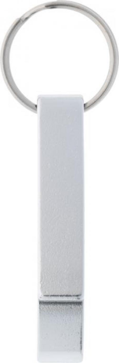 Llavero de aluminio abrebotellas y latas Tao