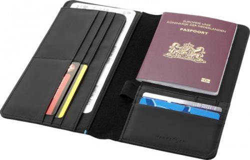 Cartera de viaje RFID Odyssey