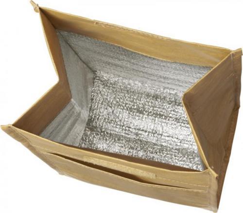 Bolsa isotérmica diseño bolsa papel Brown Paper