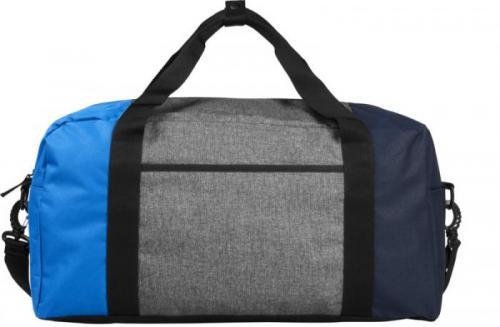 Bolsa de fin de semana con tres colores contrastados Three-way