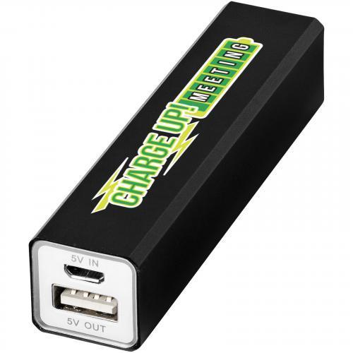 Mini Power bank 2200mAh Volt Alu