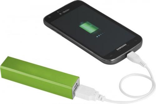 Mini Power bank 2200mAh Volt Alu
