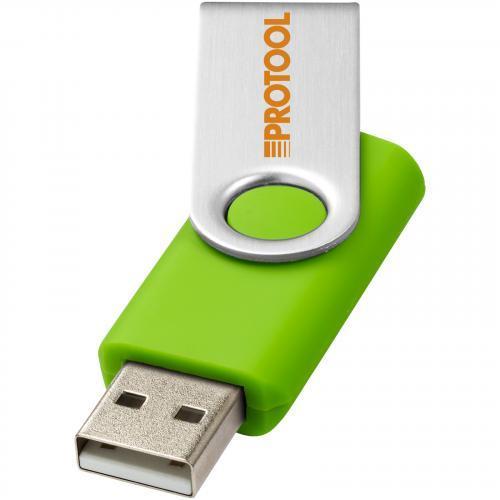 Memoria USB básica 4gb Rotate Ref.PF123505