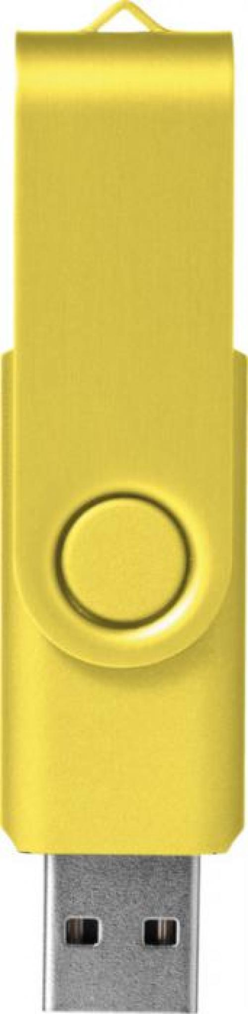 Memoria USB metálica 4gb Rotate