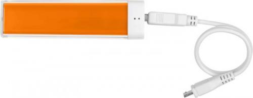 Mini Power Bank móvil 2200mAh Flash