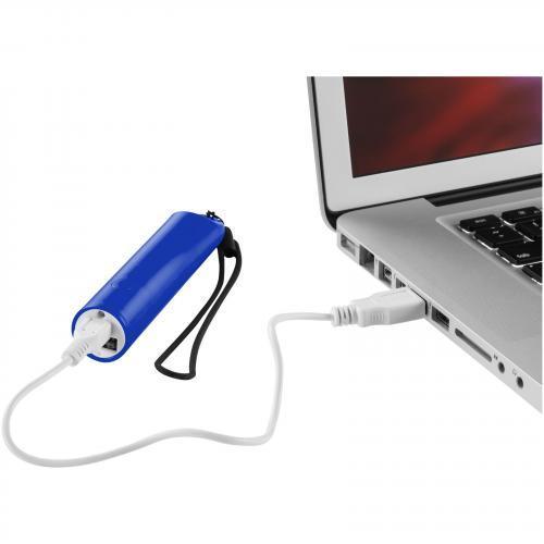Batería externa con cordón y luz 2200mah Beam Ref.PF123593