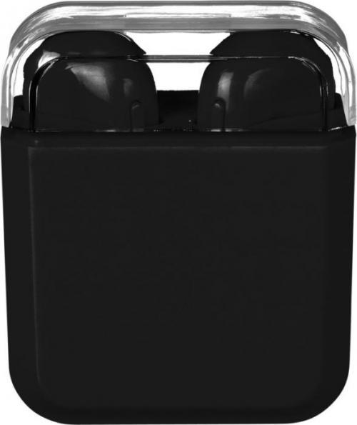 Auriculares internos bluetooth® con base de carga inalámbrica Braavos