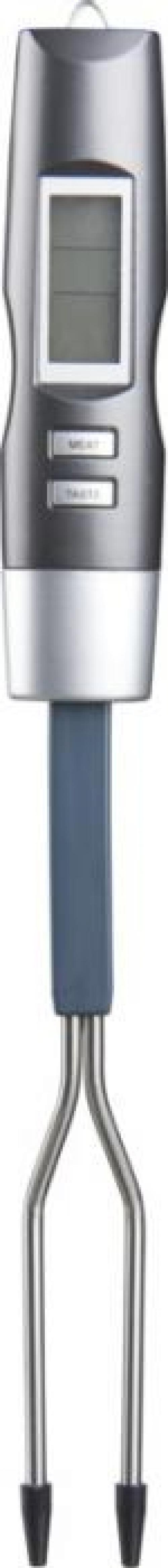 Horquilla con termómetro digital Wells