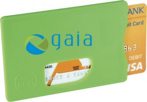 Portatarjetas para tarjetas de crédito RFID
