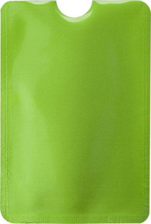 Portatarjetas para smartphone con protección RFID