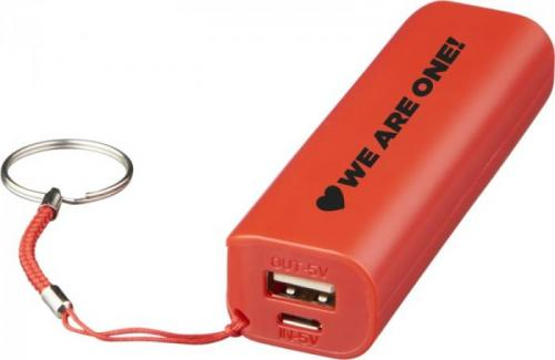 Mini Power bank llavero 1200mAh Span